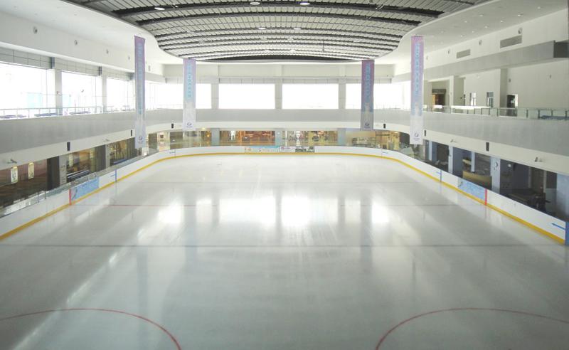 Ishockey-banen i Sandefjord